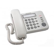 Телефон PANASONIC 2352 RUW бел.