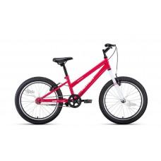 "Велосипед 20"""" ALTAIR MTB HT low женск.рама, рост 10,5"""", 1ск. розовый/белый"
