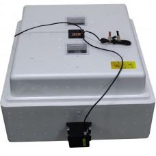 Инкубатор Несушка 104 (220/12В) авт.пов., цифр. терм., гидром. (64г)