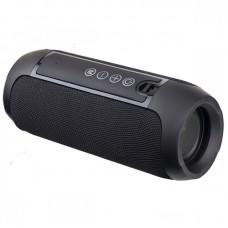 Колонка- труба портативная Perfeo Bluetooth STREET BAND FM USB AUX 10Вт 1200mAh черная 4698