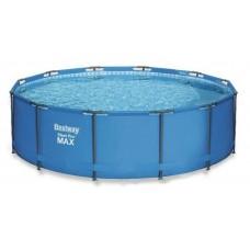 Бассейн каркасный BESTWAY 15428 366*133см. фильтрующий насос, лестница