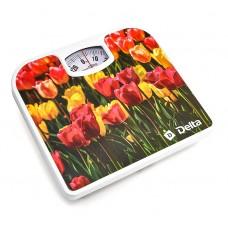 Весы напольны Дельта D-9407 Тюльпаны