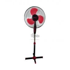 Вентилятор напол. SAKURA SA-11BR черн./красн.(4шт)