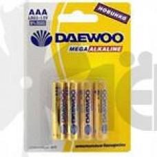 DAEWOO LR03 BL-4 (40шт.)