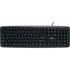 Клавиатура ДИАЛОГ KS-020U black