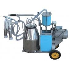 Агрегат доильный АД-01(поршневого типа,селикон)