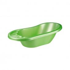 Ванночка детская д/купания М3251 Карапуз салатовый