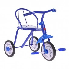 Велосипед 3-х кол. Black Aqua Тип-Топ TR-312 спинка, колёса сталь/пластик 6шт/кор