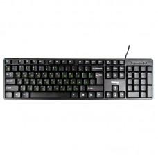 Клавиатура ДИАЛОГ KS-030P black Standart PS/2