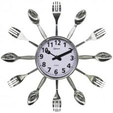 Часы настен. HOMESTAR HC-15 5663 Ложки вилки