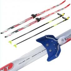 Комплект лыж STC 75мм 160см step
