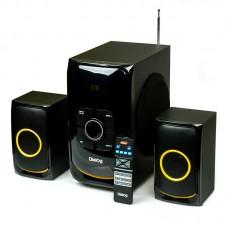 Активная акустическая система ДИАЛОГ Progressive AP-208 2.1, 30W+2*15W RMS,Bluetooth,FM,USB+SDreader