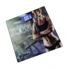 Весы напольны Дельта D-9222/1 Фитнес
