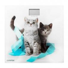 Весы напольные CENTEK CT-2426 эл Kitten