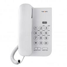 Телефон teXet TX212 светло серый