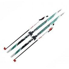 Комплект лыж STC 75мм 190см step