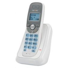 Радиотелефон teXet TX-D6905А белый с АОН