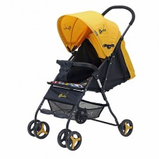 Коляска прогулочная SOLO RA154 yellow