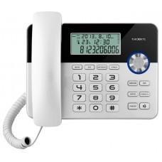 Телефон teXet TX259 черный-серебристый