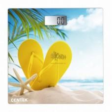 Весы напольные CENTEK CT-2426 эл пляж