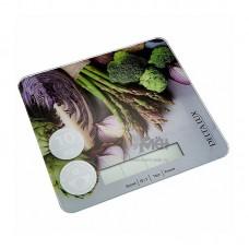 Весы кухонные DELTA LUX DE -003KE 10кг Витаминный микс