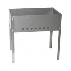 Мангал 500*300*500 в коробке (0,8мм) Стандарт 802-126 зелен.упак