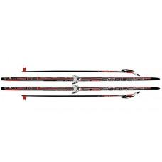 Комплект лыж STC 75мм 120см step