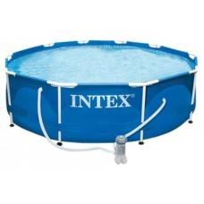 Бассейн каркасный INTEX 28202NP 305*76, фильтр