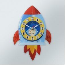 Часы настен. Вега А27 Ракета АКРИЛ 177