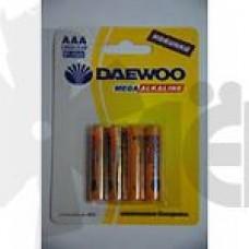 DAEWOO R03 BL-4 (40шт.)