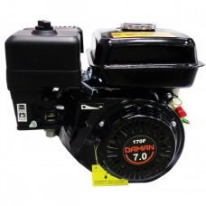 Двигатель DAMAN DM107P20 7л.с., шкив 20мм., длина вала 50мм