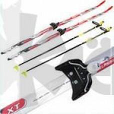 Комплект лыж STC 75мм 195см