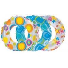 Круг INTEX 59230 цветной 51см. 3-6лет