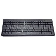 Клавиатура б/пр PERFEO PF-3904-WL IDEA USB