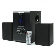 Активная акустическая система ДИАЛОГ AP-150 black 2.1 USB+SD карта