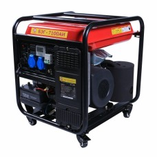 Генератор бензиновый Калибр БЭГ-7100АИ