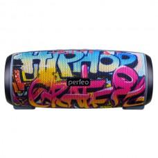 Колонка портативная Perfeo HIP HOP Bluetooth граффити PA A4336