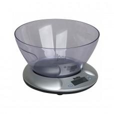Весы кухонные DELTA KCE -02 5кг сталь