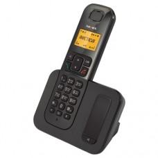Радиотелефон teXet TX-D6605А черный с АОН