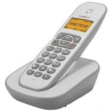 Радиотелефон teXet TX-D4505А белый-серый с АОН