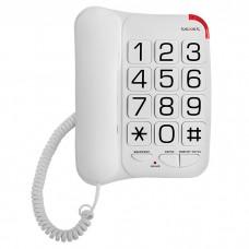 Телефон teXet TX201 белый