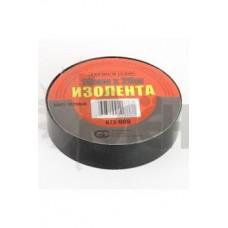 Изолента 18мм-20м чёрная ЕРМАК 672-036