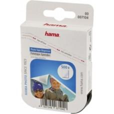 Клеящие элементы для фото Hama 10х13мм 500шт. (H-7104)