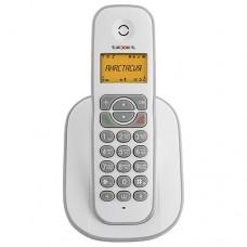 Радиотелефон teXet TX-D4505А черный с АОН
