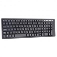Клавиатура PERFEO PF-8005 PYRAMID Multimedia USB черная PF-4509