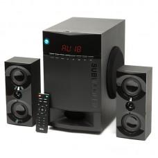 Активная акустическая система ДИАЛОГ Progressive AP-230 2.1 Bluetooth USB+SD