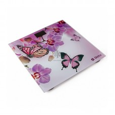 Весы напольны DELTA D-9235/1 Бабочки в цветах