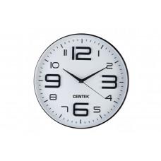 Часы настен. CENTEK CT-7101 бел