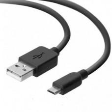 Дата-кабель USB-MicroUSB 1.0м. VS U010