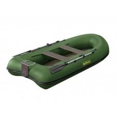 Лодка надувн. BoatMaster 300S Самурай (оливковый) навесн.транец